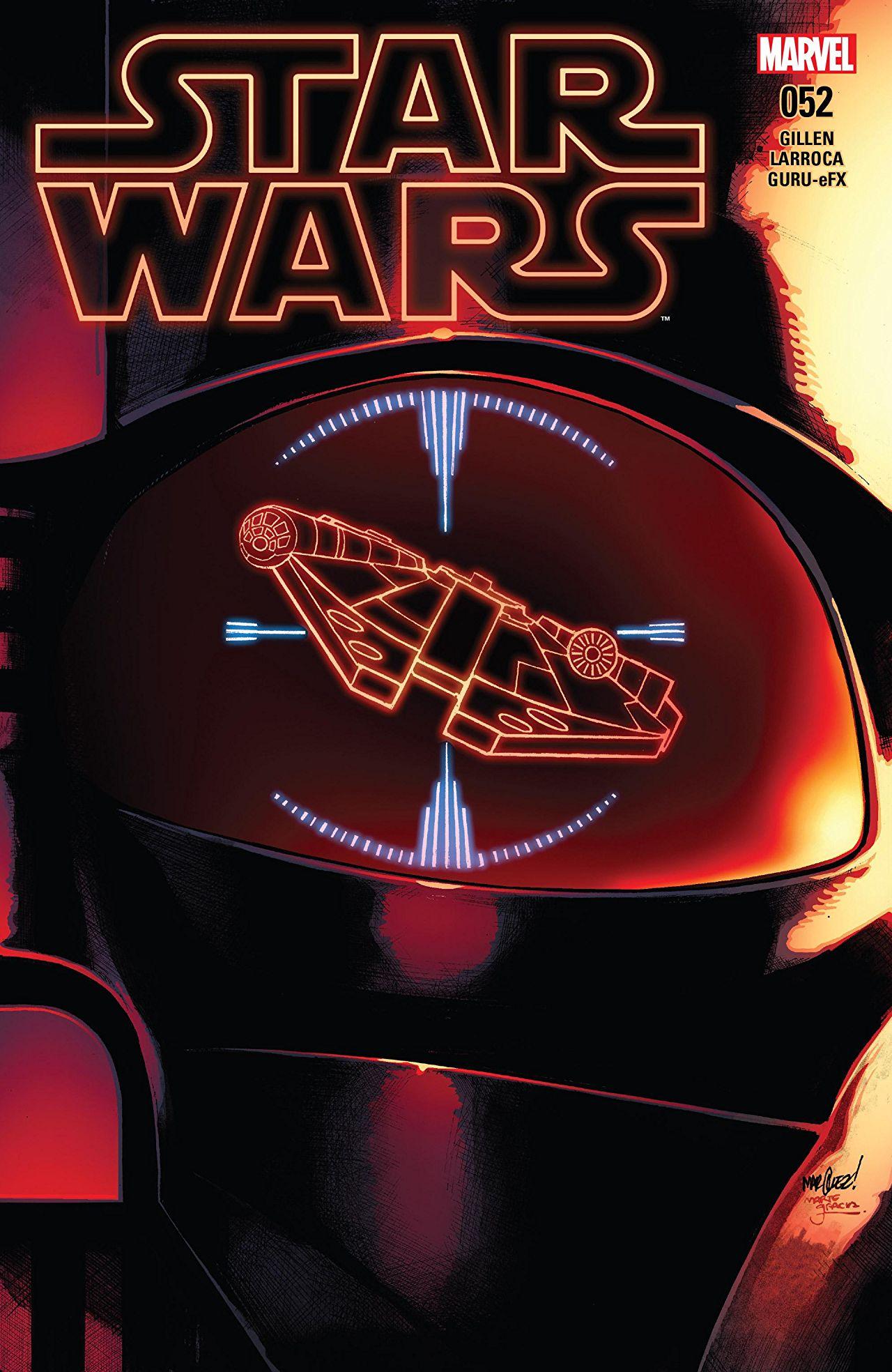 Звёздные войны 52: Надежда сгорает, часть 3