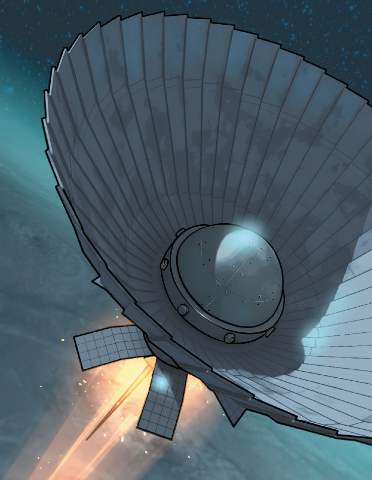 Орбитальный спутник/Канон
