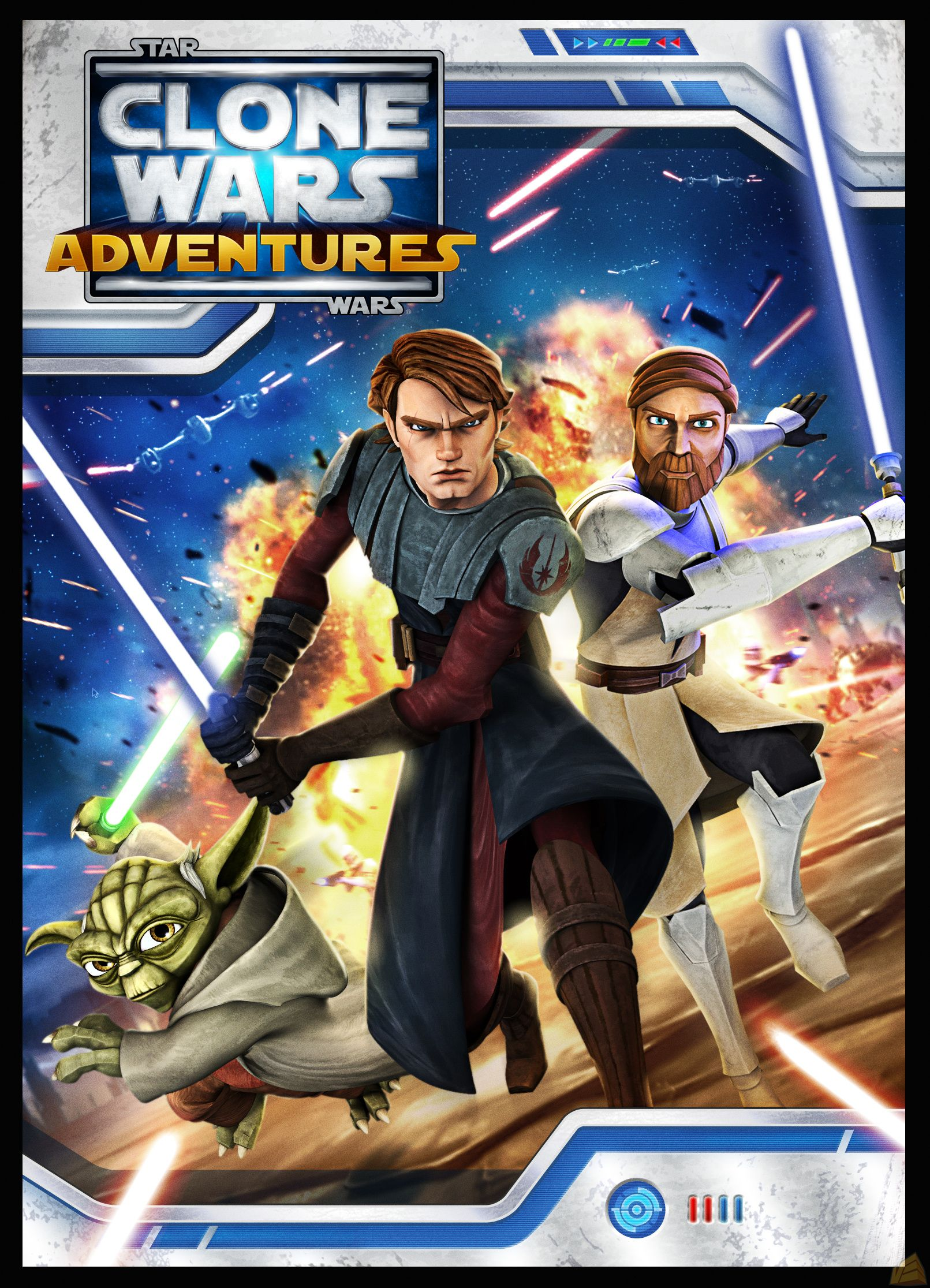 Star Wars: Clone Wars Adventures (видеоигра)