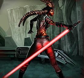 Двухфазный световой меч