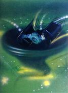 Black hole Electronic Battle Command