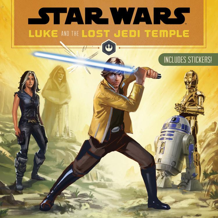 Люк и потерянный Храм джедаев