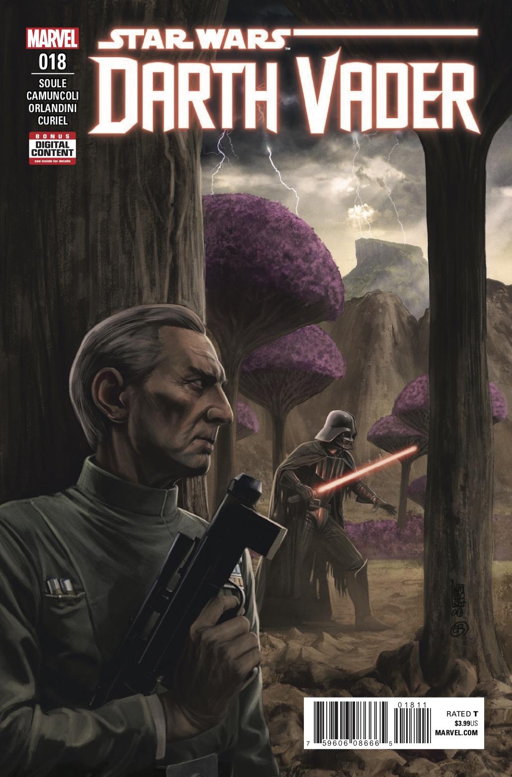 Звёздные войны. Дарт Вейдер, тёмный лорд ситхов 18: Плохое заземление