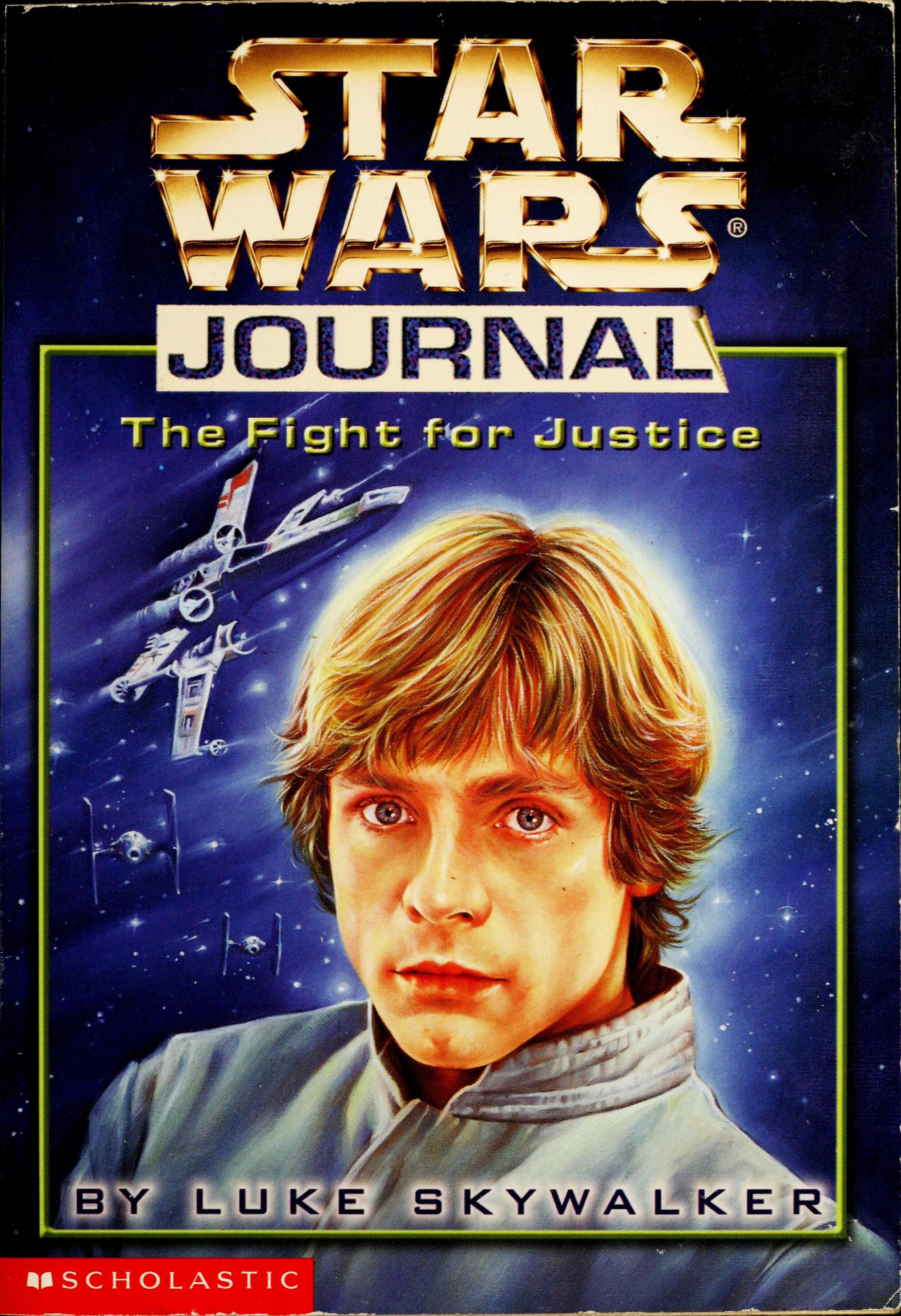 Звёздные войны. Дневник: Битва за справедливость