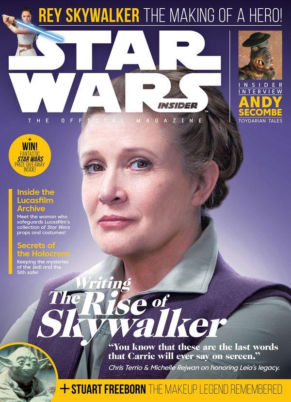 Star Wars Insider 196