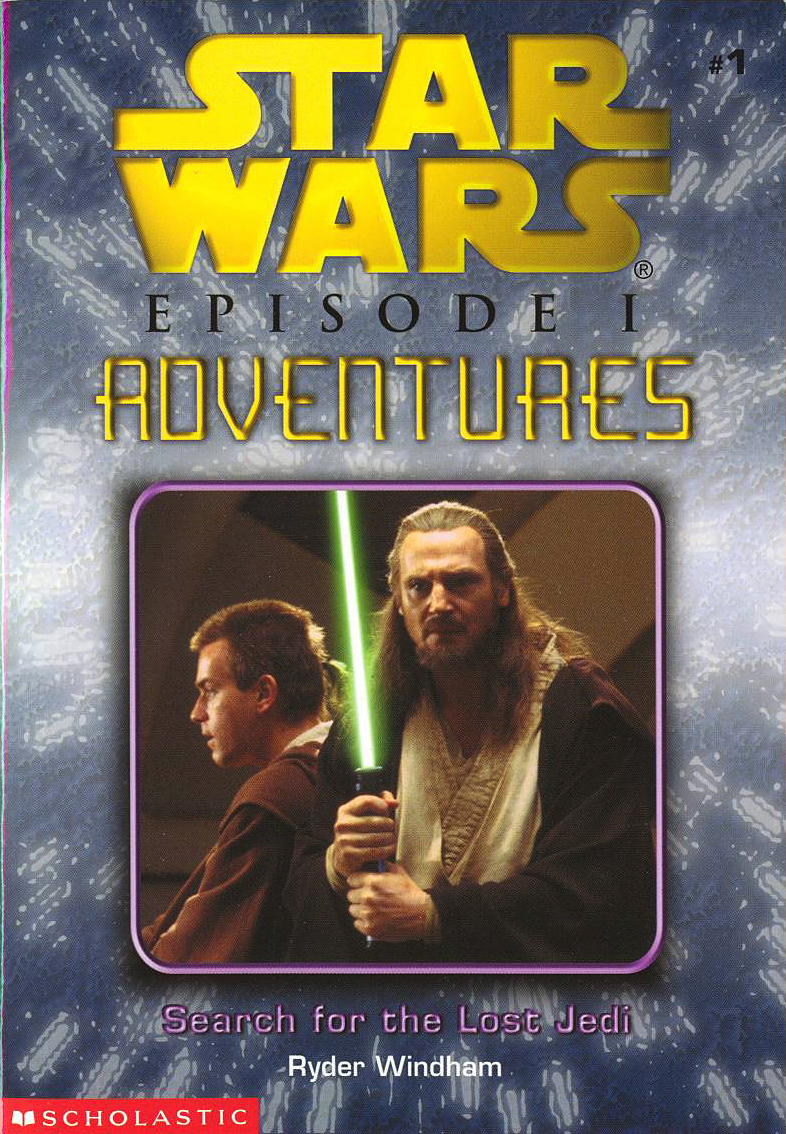Звёздные войны. Эпизод I: Приключения 1. Поиски пропавшего джедая