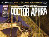 Звёздные войны. Доктор Афра 32: Невероятное супероружие повстанцев, часть 1
