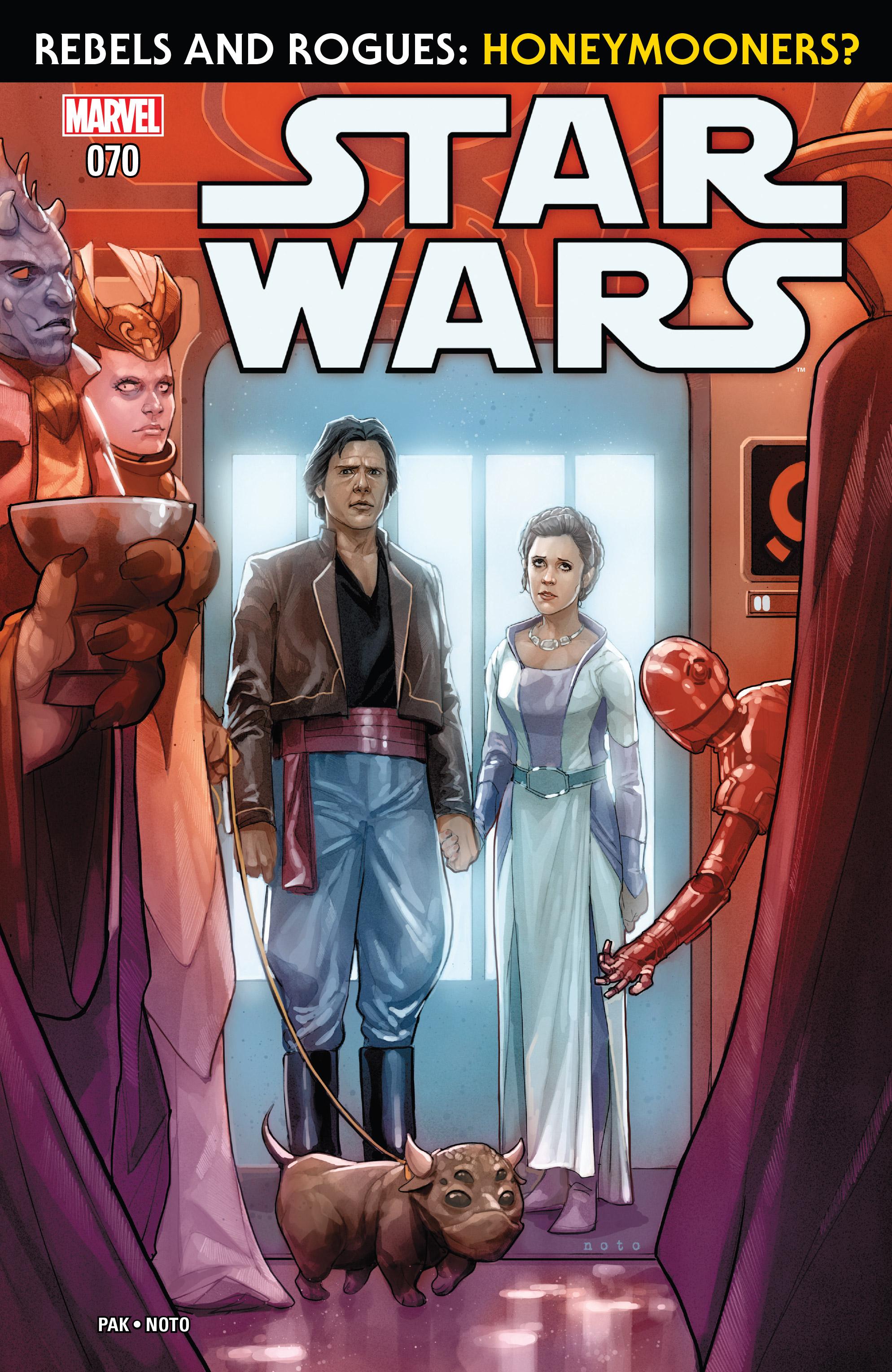 Звёздные войны 70: Мятежники и изгои, часть 3