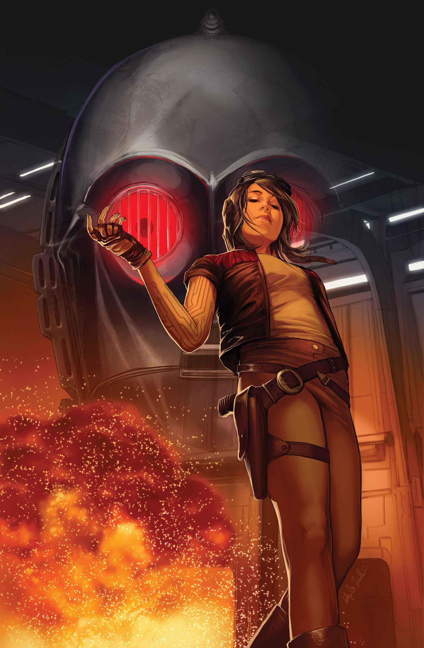 Звёздные войны. Доктор Афра 19: Вновь сведённые, часть 6