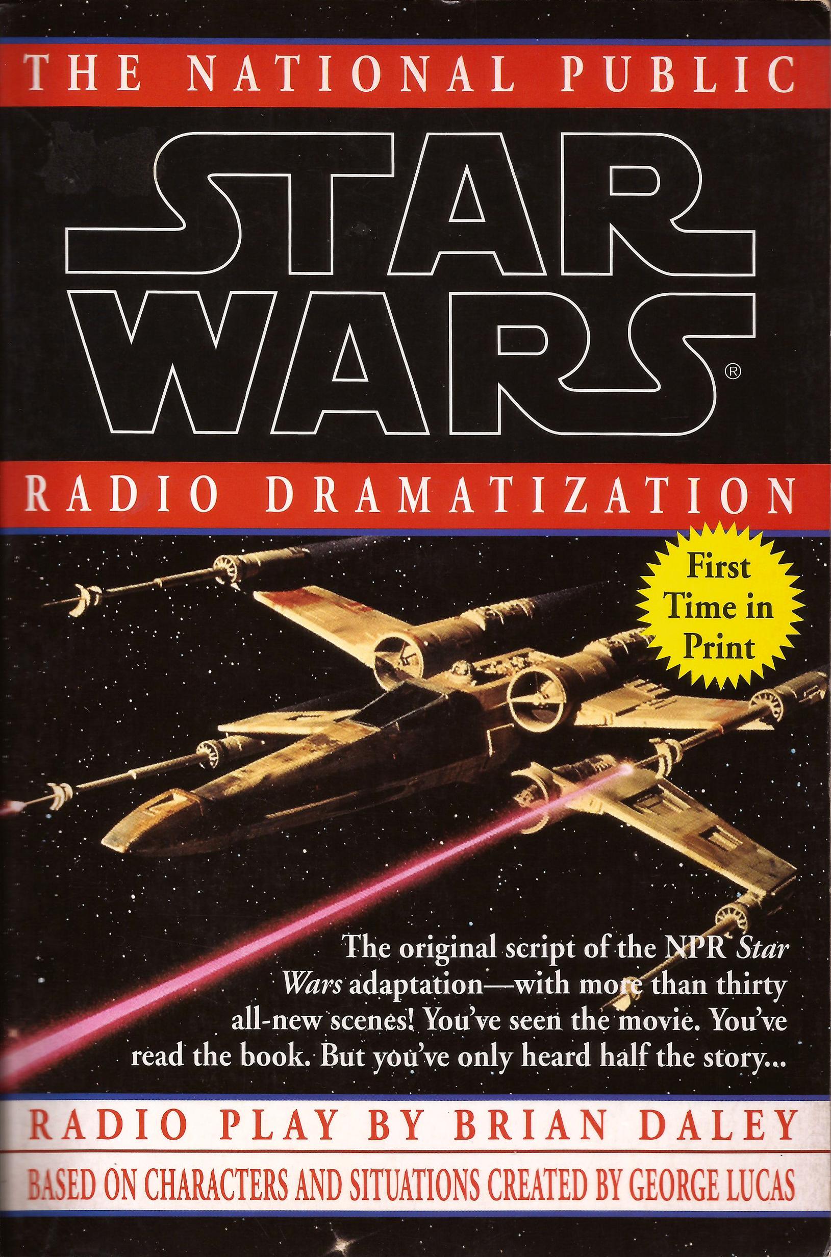 Звёздные войны: Постановка National Public Radio