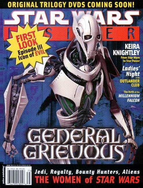 Star Wars Insider 75