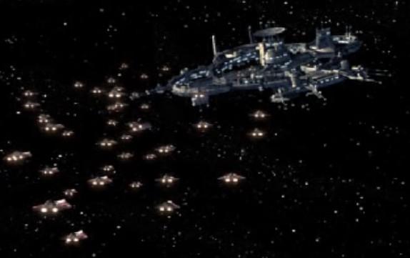 Космическая станция Галактической Республики