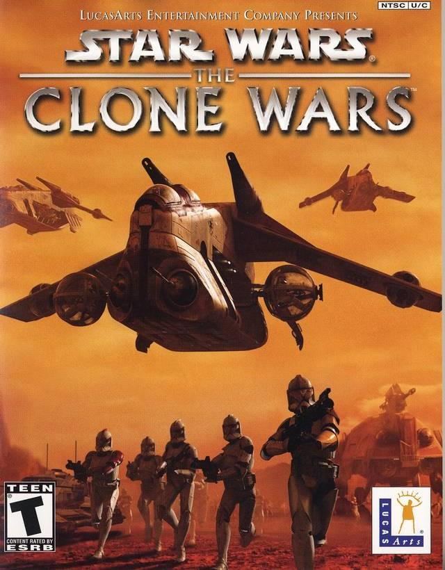 Star Wars: The Clone Wars (видеоигра)