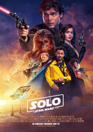 SoloAStarWarsStory UK Poster