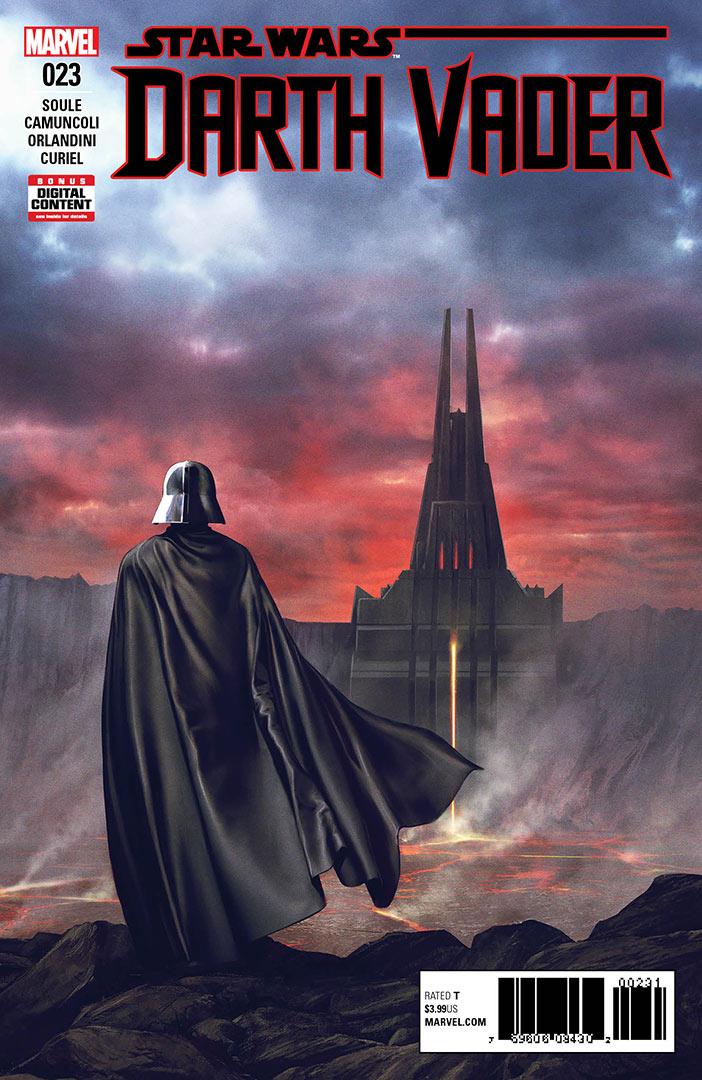 Звёздные войны. Дарт Вейдер, тёмный лорд ситхов 23: Крепость Вейдера, часть 5