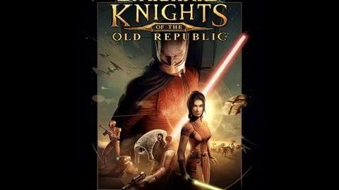 SW Knights Of The Old Republic OST - 02 - Main Theme
