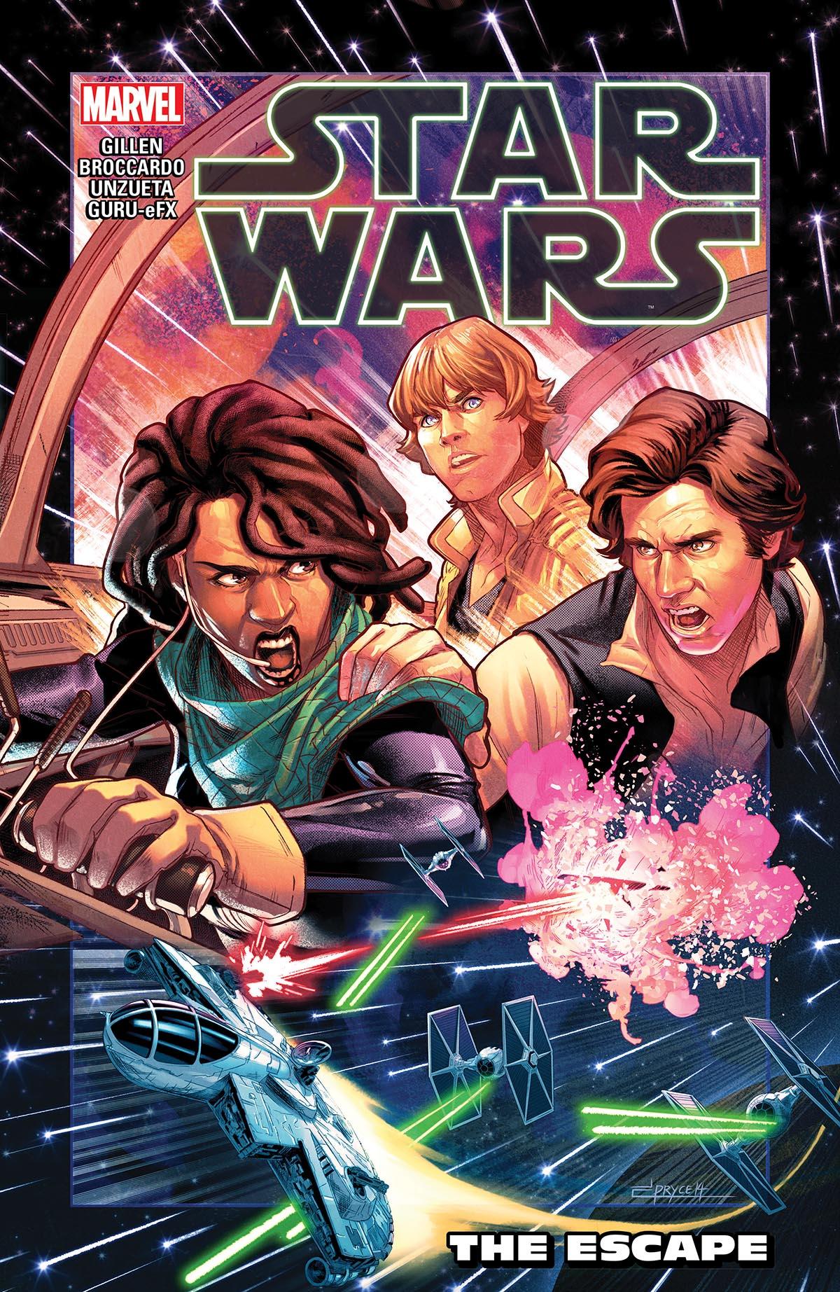 Звёздные войны: Выпуск 10 — Побег