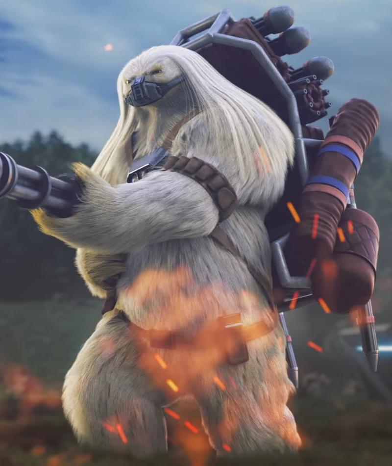 Бойцы-гайгораны