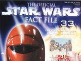 Официальный архив «Звёздных войн», выпуск 33