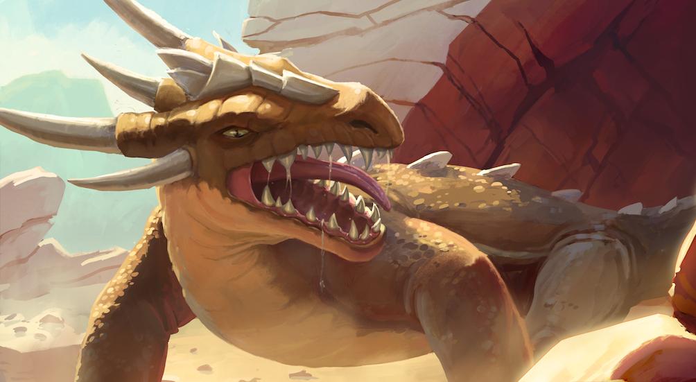 Крайт-дракон/Канон
