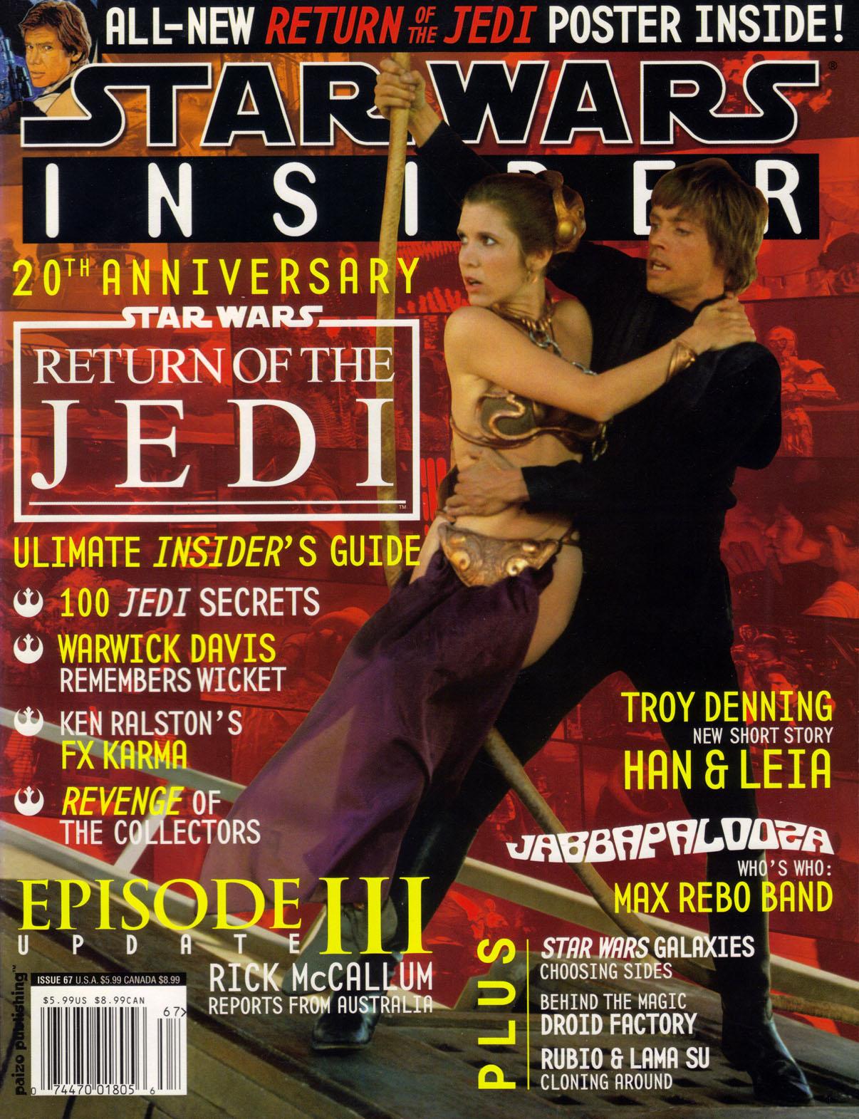 Star Wars Insider 67