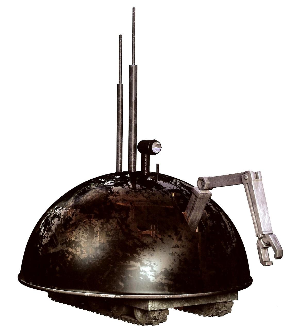 Автономный минный заградитель LIN