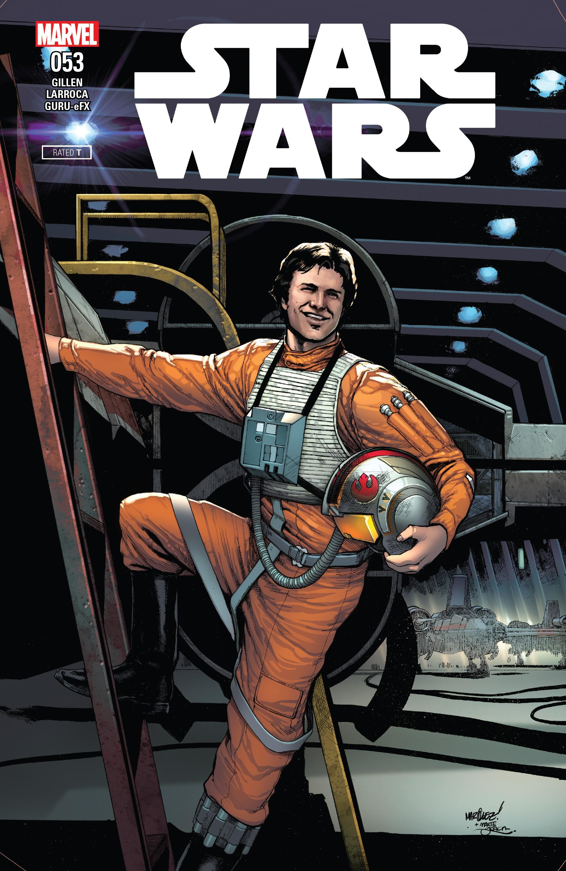Звёздные войны 53: Надежда сгорает, часть 4