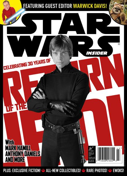 Star Wars Insider 143