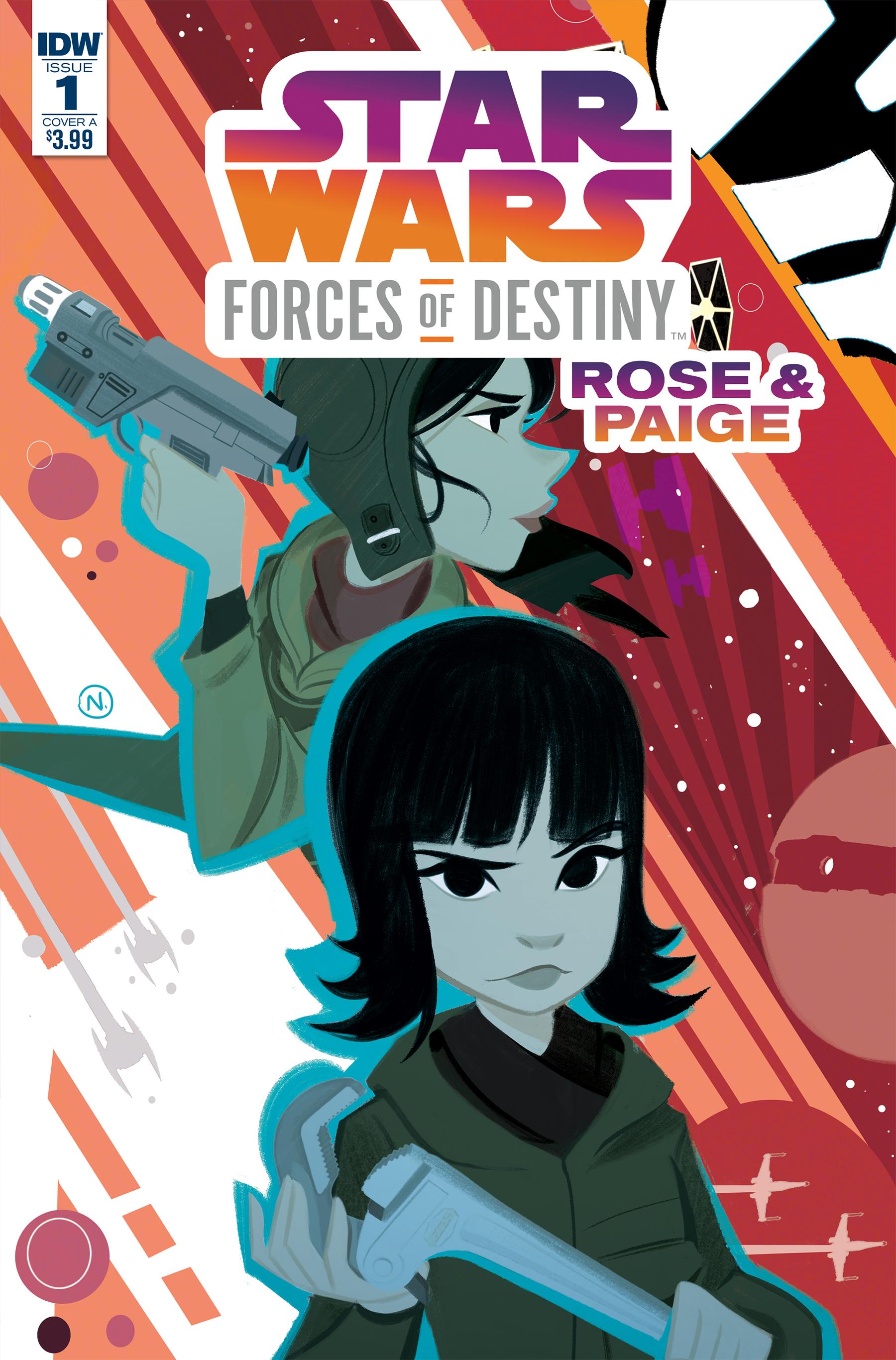 Звёздные войны. Приключения: Силы судьбы. Роуз и Пейдж