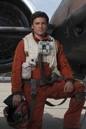 Star Wars Poe Dameron 1 Movie Variant Textless