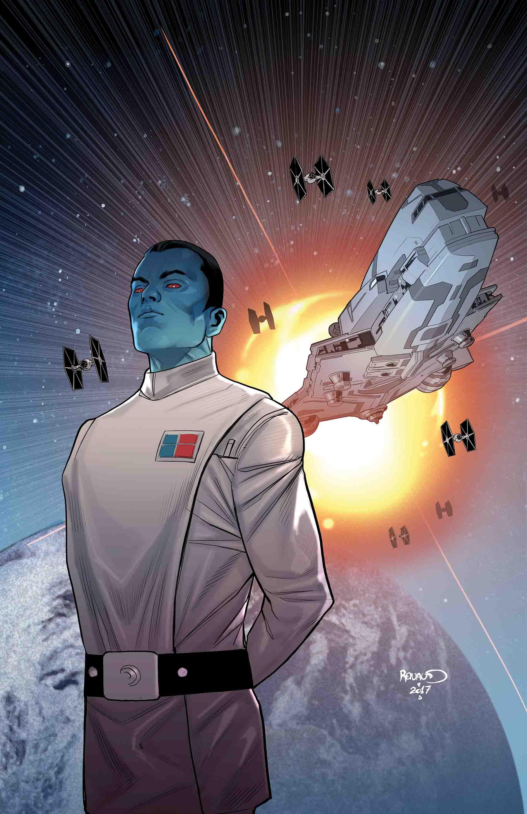 Звёздные войны: Траун, часть 2