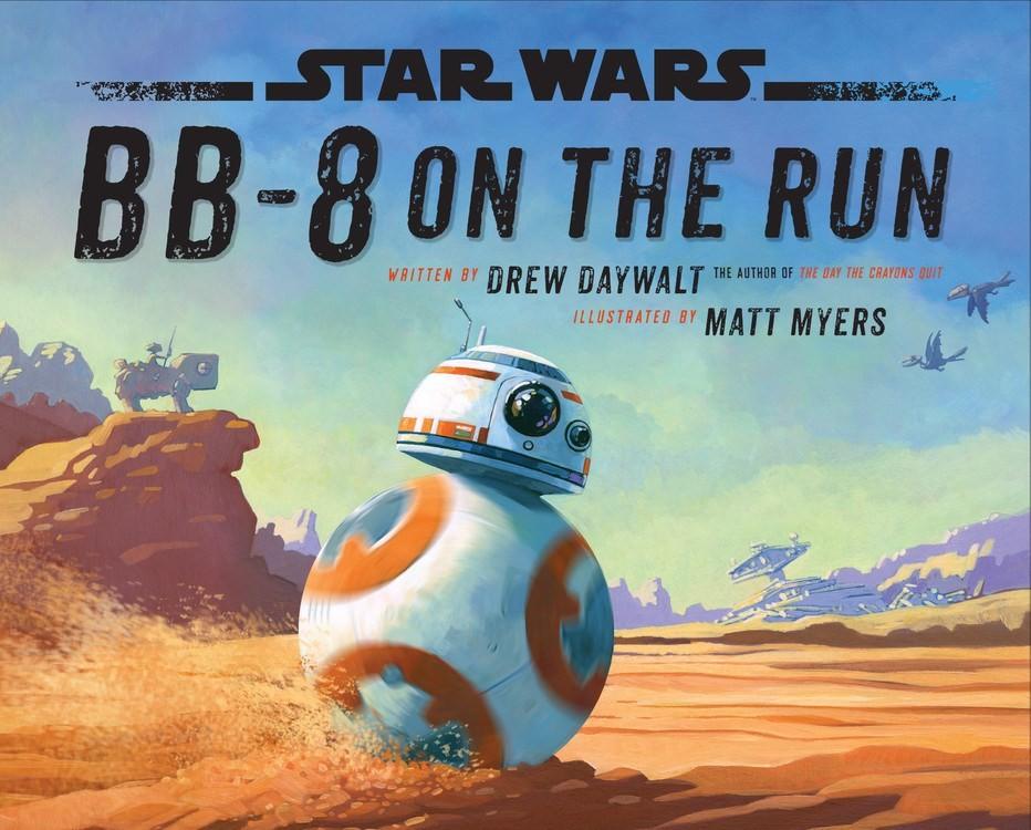 BB-8 в бегах