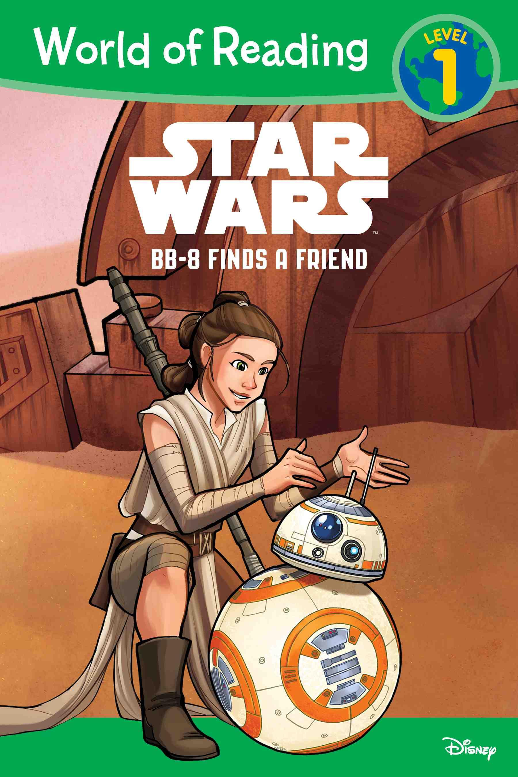 BB-8 находит друга