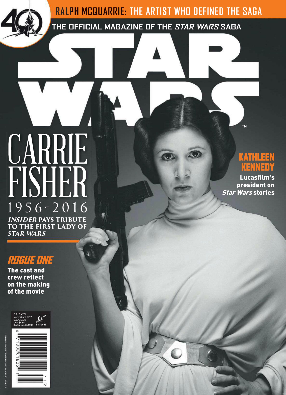 Star Wars Insider 171