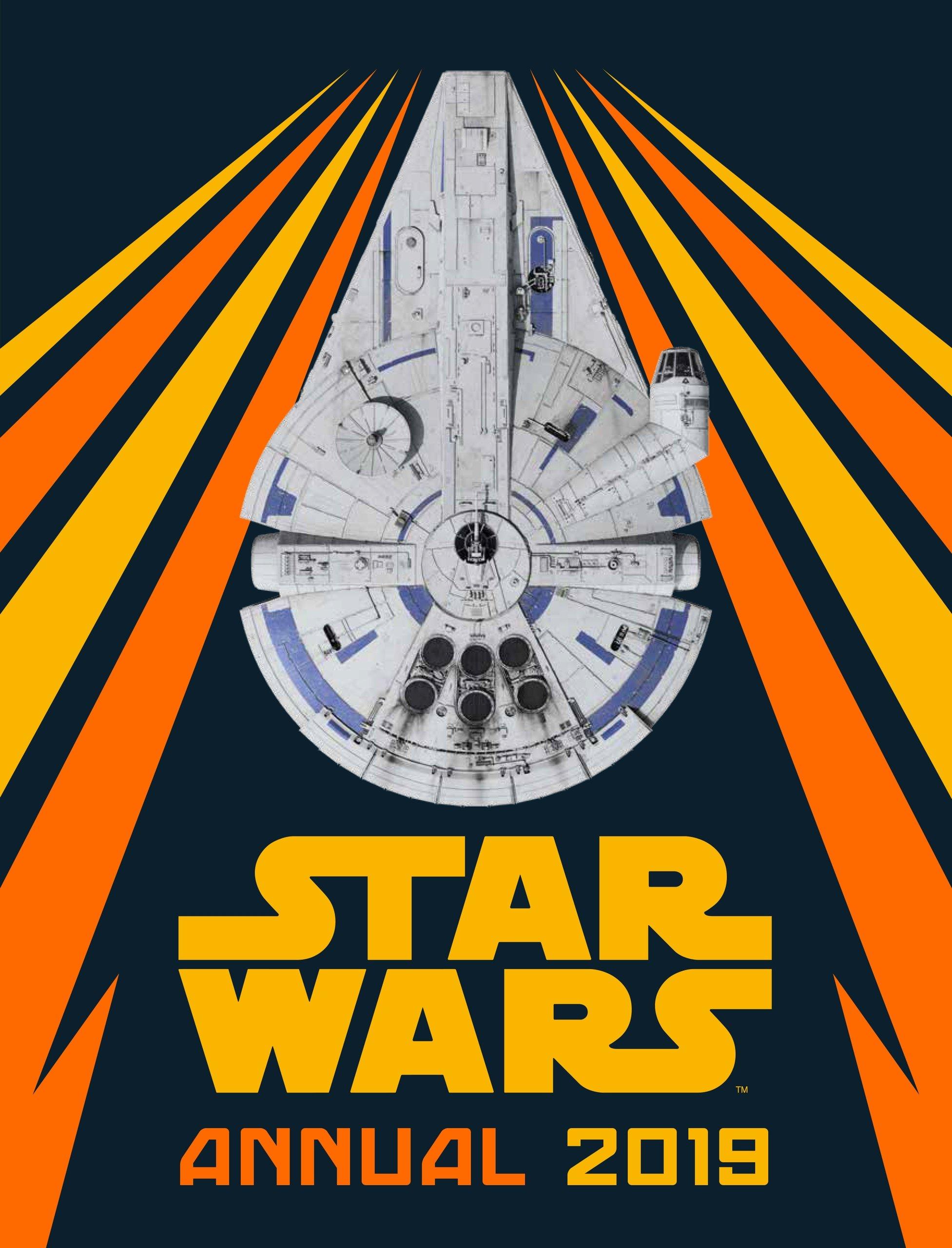 Ежегодник «Звёздных войн»: 2019