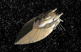 Космическая яхта типа «Менестрель»