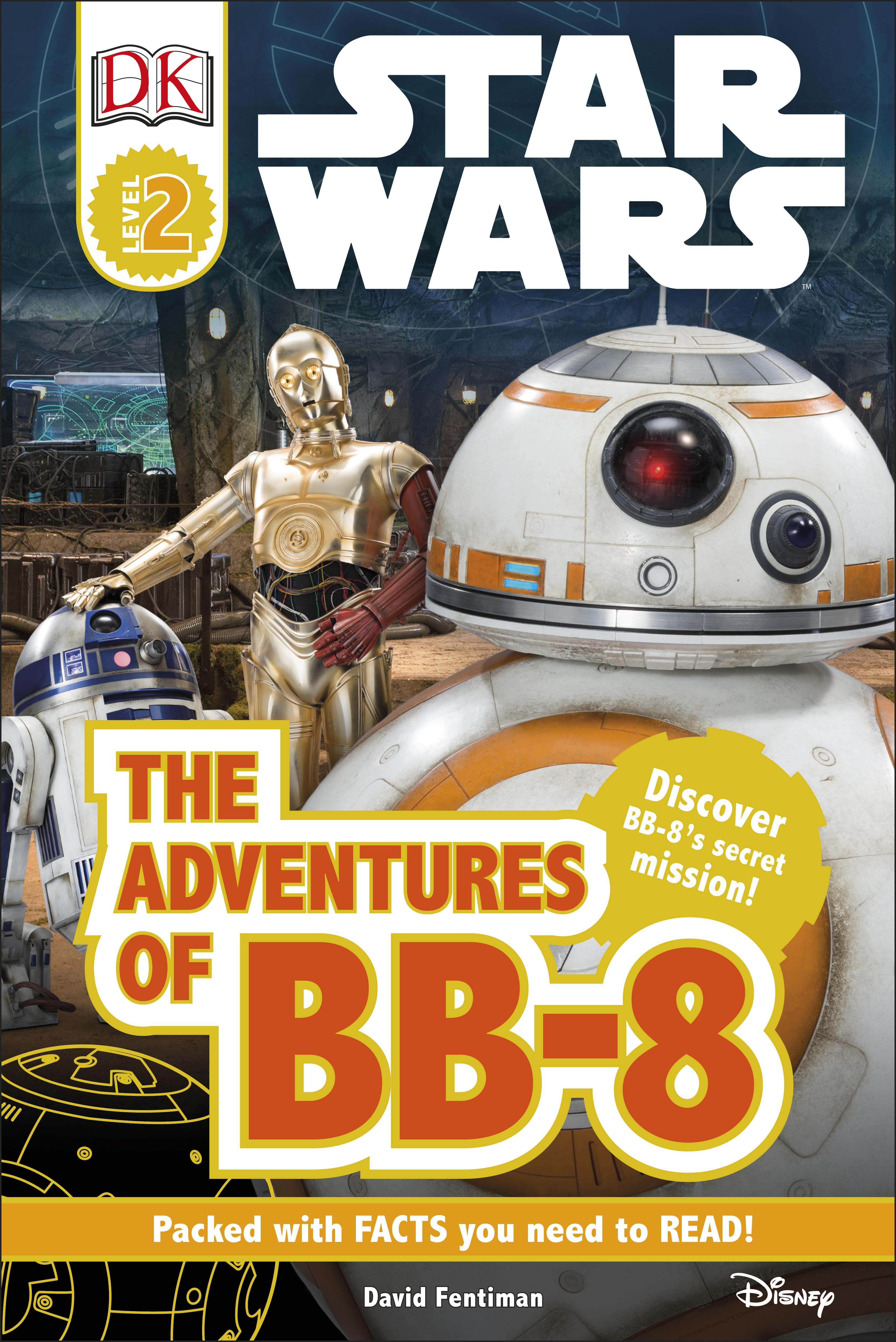 Приключения BB-8