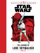 The Legends of Luke Skywalker final cover