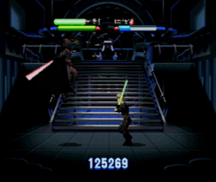 Plug it in and Play Original Trilogy Lightsaber Duel.png