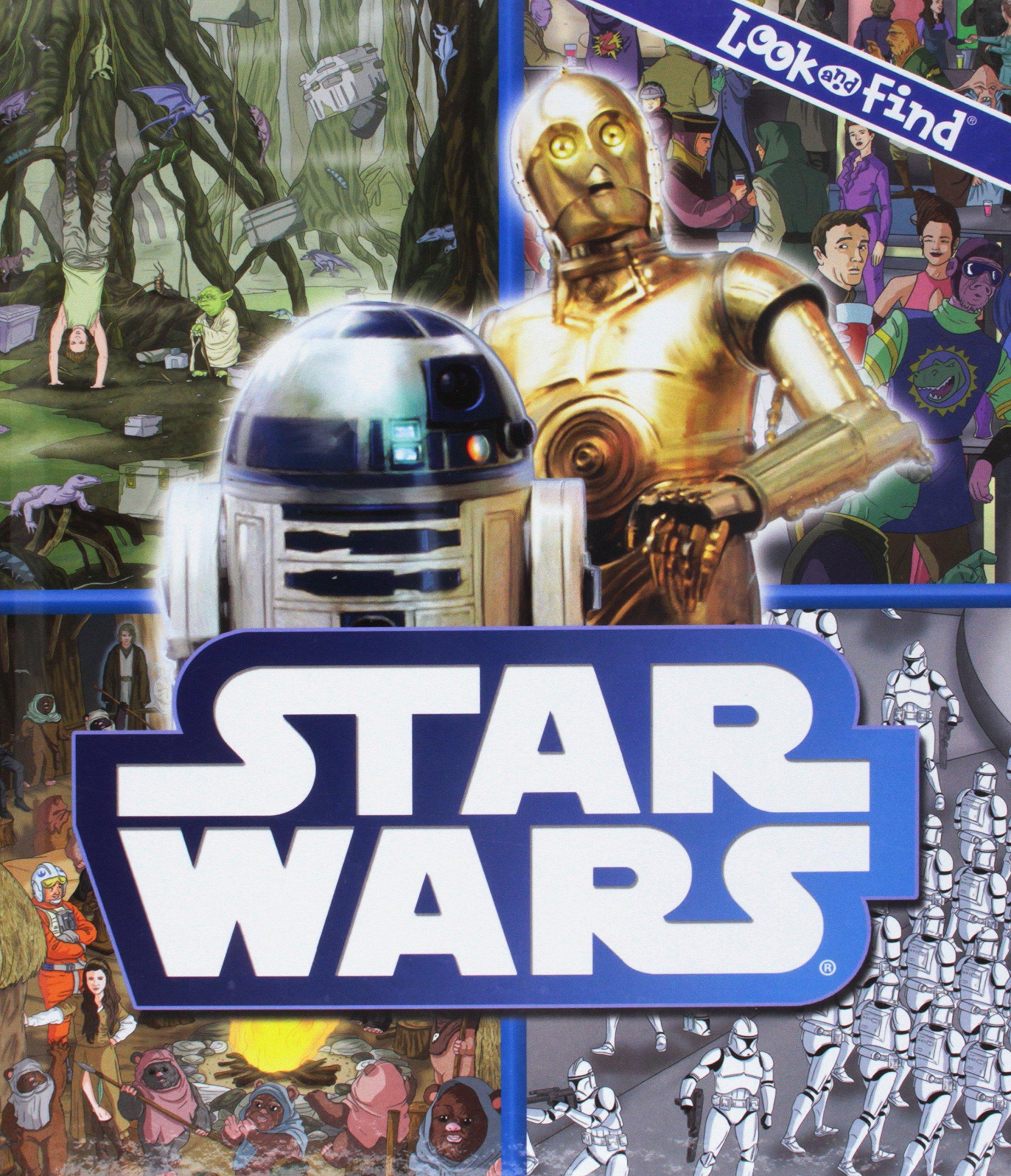 Звёздные войны: Ищи и находи (2016)