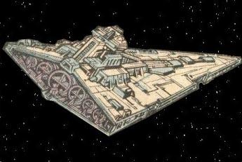 Линейный крейсер капитана Вермиса