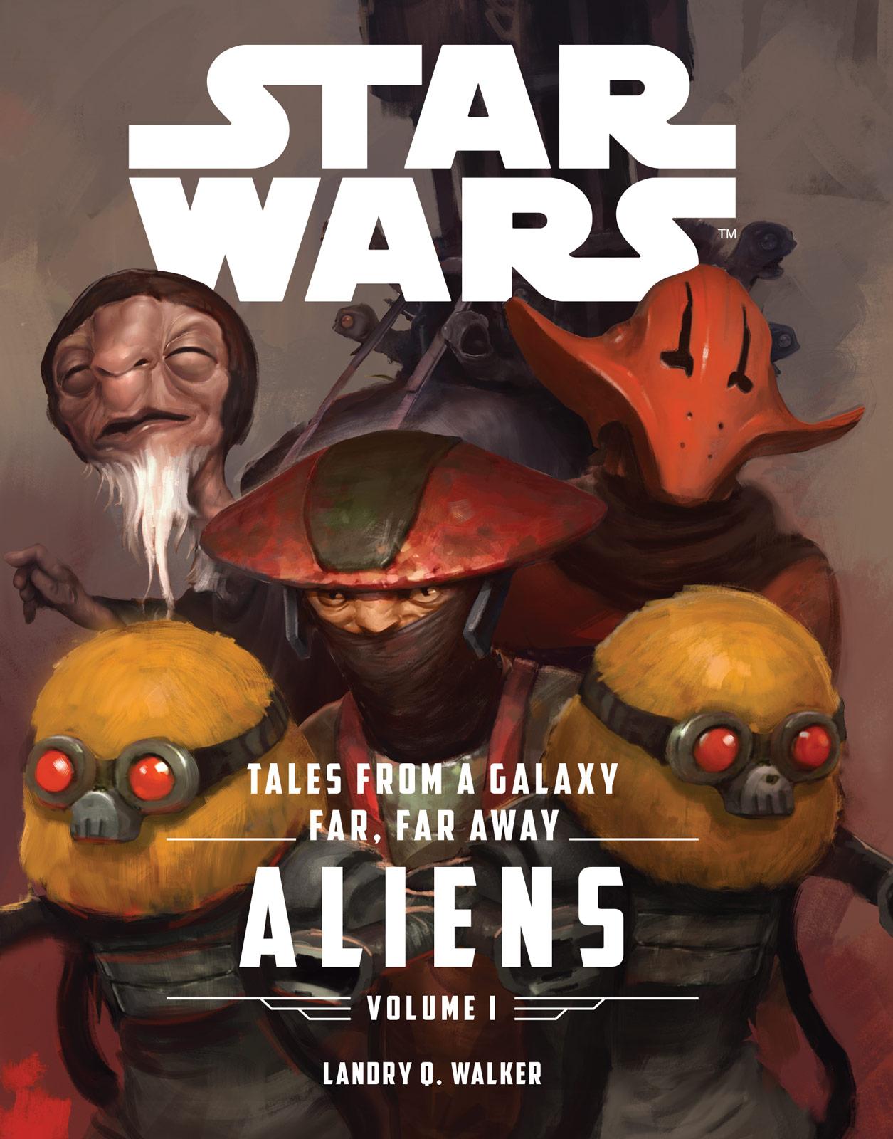 Истории из далекой-далекой галактики. Выпуск 1: Инородцы
