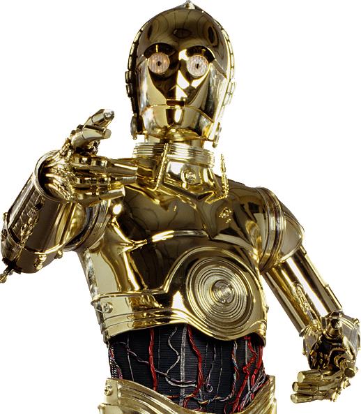 Протокольный дроид серии 3PO