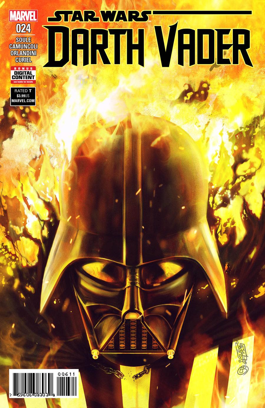 Звёздные войны. Дарт Вейдер, тёмный лорд ситхов 24: Крепость Вейдера, часть 6