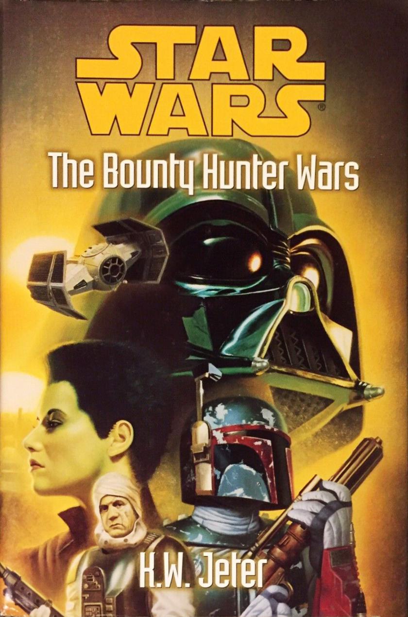 Войны охотников за головами (трилогия)