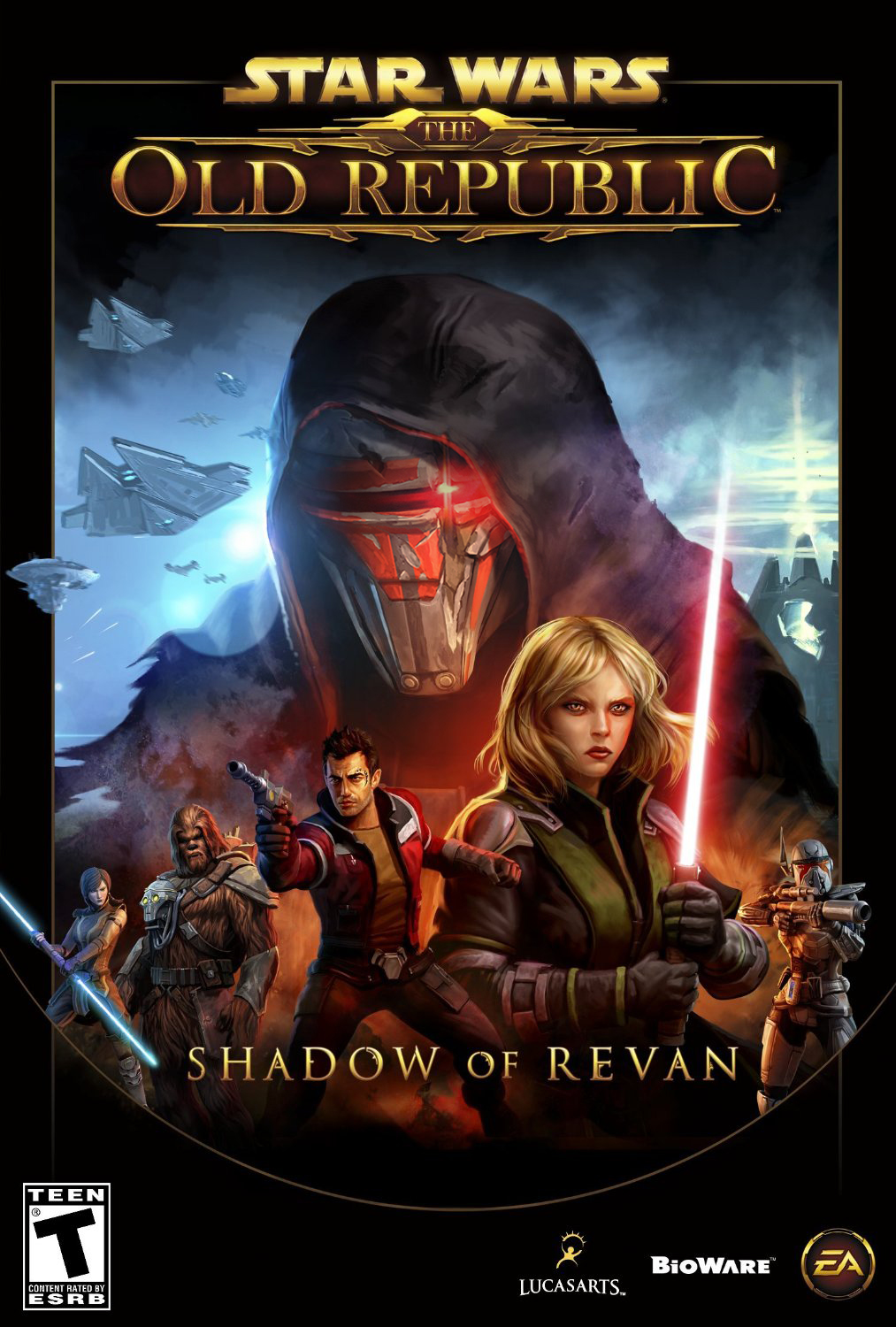 Star Wars: The Old Republic: Shadow of Revan