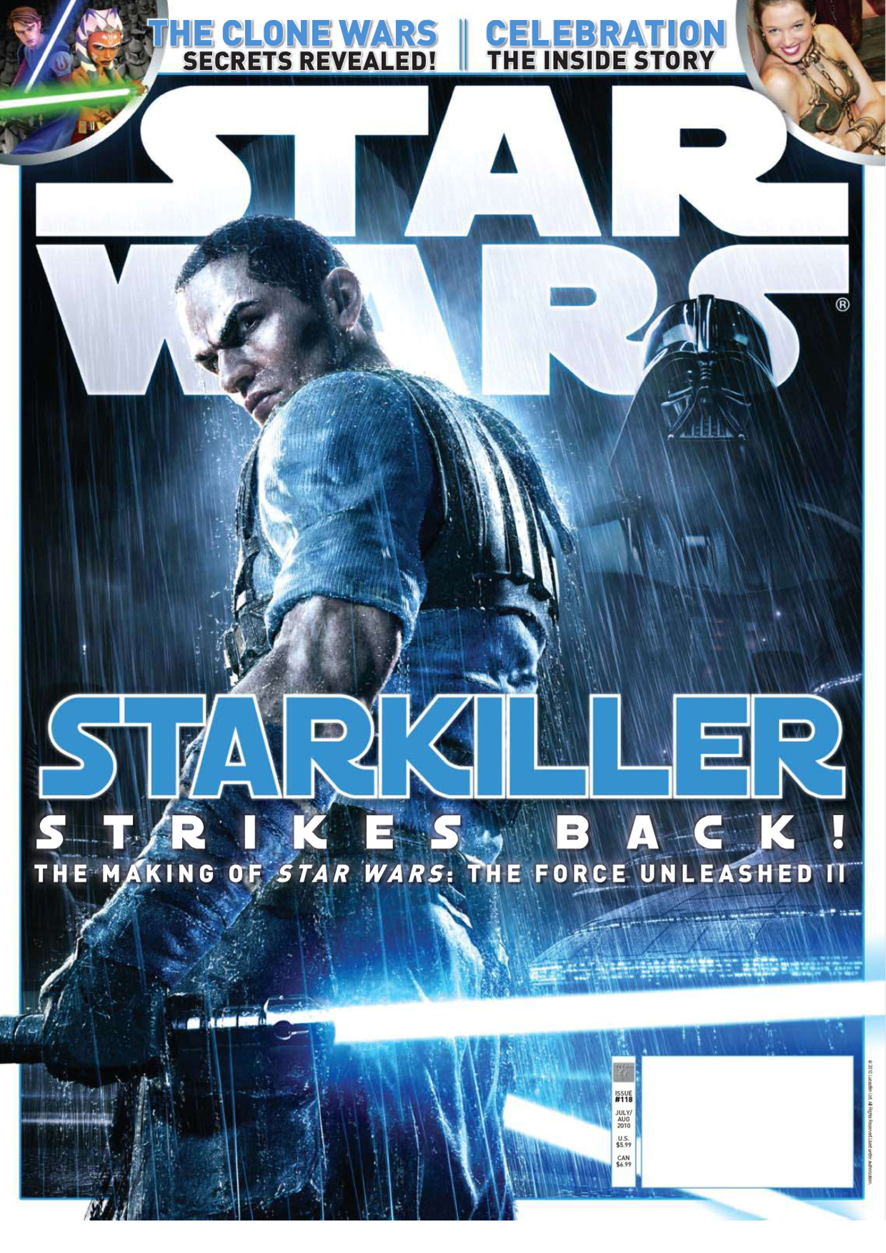 Star Wars Insider 118