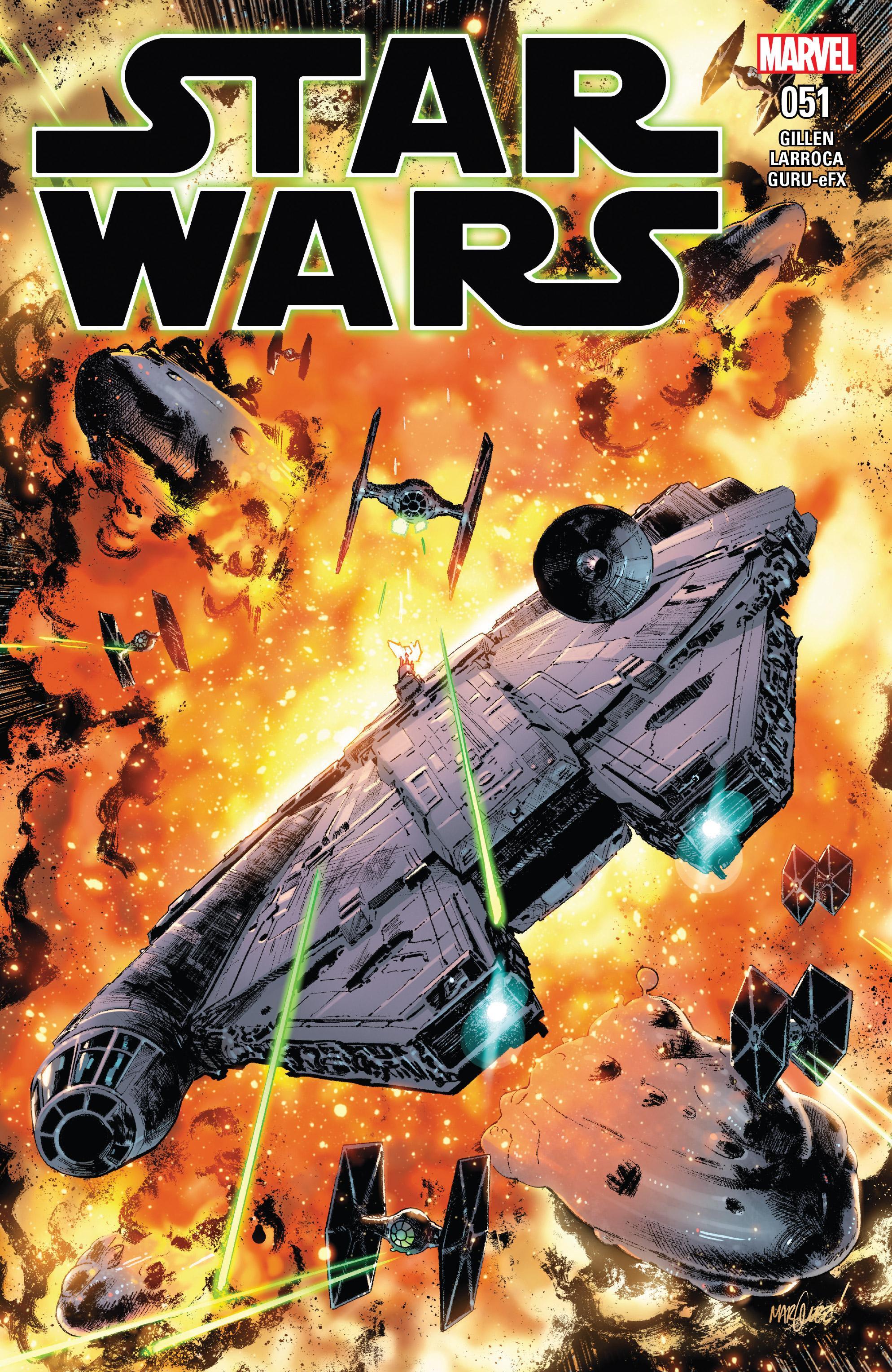 Звёздные войны 51: Надежда сгорает, часть 2