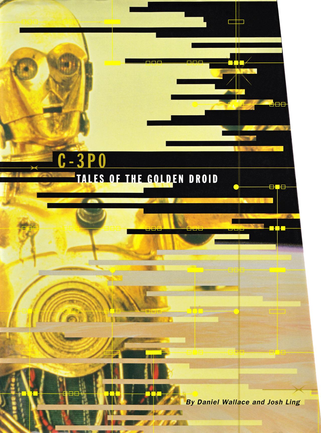 C-3PO: История золотого дроида