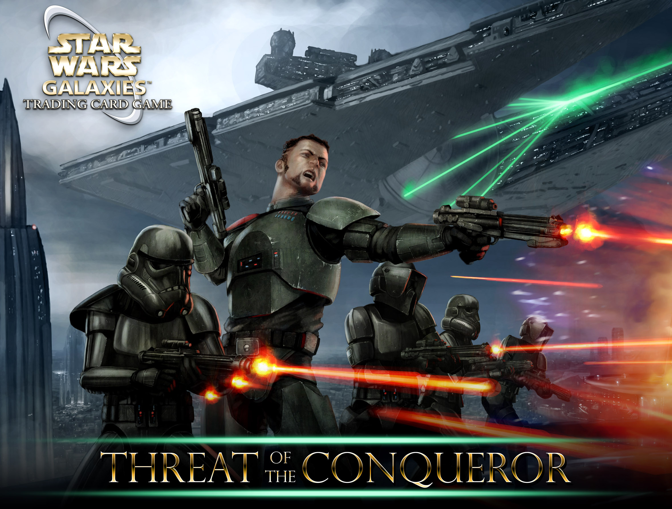 Threat of the Conqueror